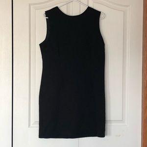 Alfred Sung Sleeveless Dress, Black